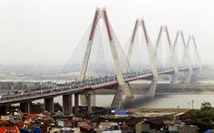 Khánh thành cầu Nhật Tân, đường Võ Nguyên Giáp và nhà ga hiện đại