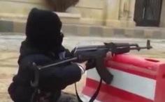 IS tung video khoe quy trình đào tạo chiến binh nhí