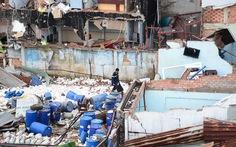 TP.HCM: hơn 1.400 vụ cháy, nổ, cứu nạn năm 2014