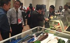 Nhật muốn chuyển giao kỹ thuật chế biến thủy hải sản cho VN