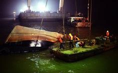 Vụ chìm tàu chạy thử nghiệm ở Trung Quốc: 22 người chết