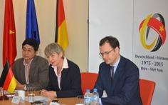 Ngoại trưởng và Chủ tịch Quốc hội Đức thăm Việt Nam
