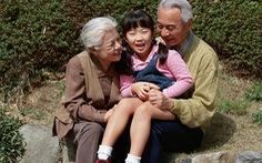 Chăm sóc người cao tuổi theo cách của người Nhật