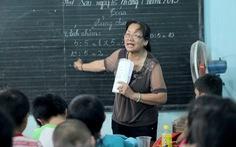 Ngôi trường miễn phí của 500 trẻ em nghèo