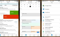 Nhận quà miễn phí từ Microsoft: Office, Sway, Outlook, OneDrive