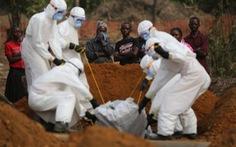 Bắt đầu thử nghiệm vắcxin Ebola ở Liberia