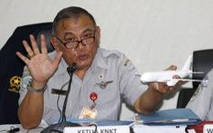 Indonesia bác tin cơ trưởng AirAsia QZ8501 rời ghế lái