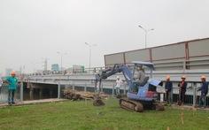 Thông đường ở dạ cầuĐiện Biên Phủ
