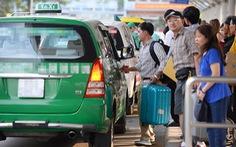 Tháng 9, thí điểm điểm đón taxi tại trung tâm TP.HCM