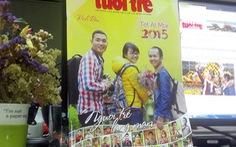 Báo Tuổi Trẻ đoạt giải A bìa báo xuân đẹp