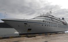 Tàu du lịch Star Pride cập cảng Quy Nhơn mùng 3 tết