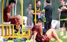 Xuân Trường chia tay đội tuyển Olympic Việt Nam