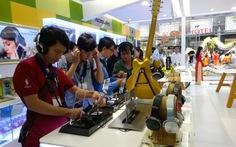 Sony mở trung tâm trải nghiệm sản phẩm tại TP.HCM