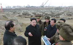 Ông Kim Jong-Un yêu cầu quân đội chuẩn bị chiến tranh