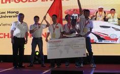 Đoàn Việt Nam giành hai giải thưởng lớn tạiSEM ASIA 2015