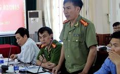 Bị kỷ luật, 4 công an huyện được chuyển công tác lên tỉnh