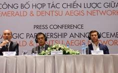 Doanh nghiệp Việt sáp nhập vào Tập đoàn Dentsu (Nhật)