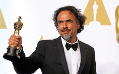 Bagương mặt Oscar2015