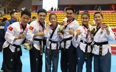 VN bị rút quyền đăng cai Giải quyền taekwondo thế giới 2015