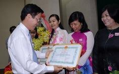 Phụ nữ đóng góp to lớn vào sựtăng trưởng củaTP.HCM