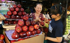 Lo trái cây ngoại kém an toàn