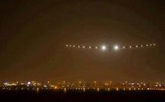 Máy bay năng lượng mặt trời lập kỷ lục thế giới