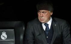 HLV Ancelotti xin lỗi các CĐV Real Madrid