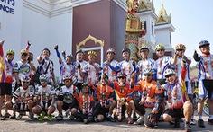 Các cuarơ VN được chào đón nồng nhiệt ở Thái Lan