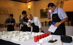 Nông dân Đà Lạt thi cà phê ngon