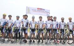 Đội xe đạp Land Saigon hoàn tất chuyến đi đến Bangkok