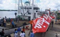 Indonesia kết thúc tìm kiếm QZ8501, còn 56 người mất tích