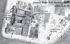 Nghị sĩ Mỹ kêu gọi ngăn Trung Quốclấn đất xây đảo