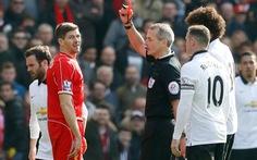 Gerrard xin lỗi vì chiếc thẻ đỏ