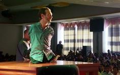 Gần 2.000 người nghe Nick Vujicic diễn thuyết tại Đà Lạt