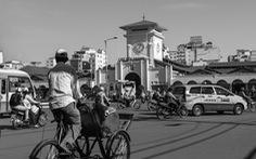 Xem ảnh Sài Gòn đen trắng thân thương bình dị