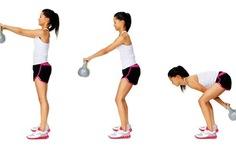 Những bài tập giảm cân hiệu quả hơn cả chạy bộ