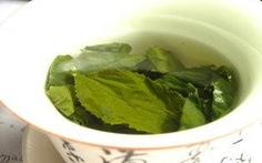 Nên tránh uống trà xanh sau khi ăn thịt đỏ