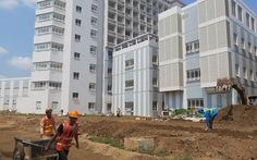 Bệnh viện Đa khoa trung tâm An Giang xâysai thiết kế