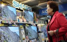 """Sharp tìm """"nguồn sống"""" cho mảng kinh doanh LCD"""