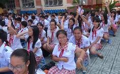 Công bố mới nhất về tuyển sinh đầu cấp tại TP.HCM