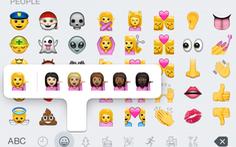 iPhone, iPad có thêm cảm xúc từ iOS 8.3