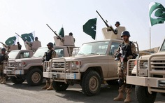 Ả RậpSaudi – Pakistan tập trận bắn đạn thật, 4 người thương vong