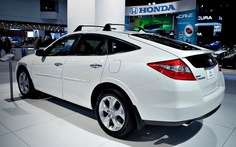 Honda chính thức khai tử dòng xe Crosstour