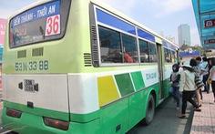 Nhiều tuyến xe buýt ở TP.HCM đổi lộ trình