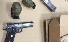 Phát hiện súng đồ chơi nguy hiểm gửi về từ Mỹ