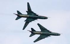 Hồi hộp đợi tin tìm kiếm phi công, máy bay Su 22