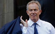Ông Tony Blair bị tố lợi dụng chức vụ trục lợi