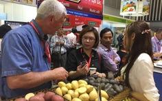 """Thực phẩm nước ngoài """"chọn"""" thị trường Việt"""
