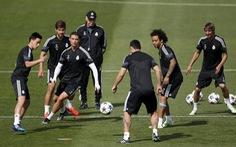 """""""Chấn thương không khiến Real Madrid mất tự tin"""""""