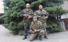 125 người Đức và Mỹ đang chiến đấu ởUkraine